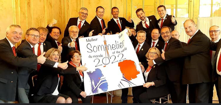 France Voted Host of Best Sommelier of the World 2022 Contest