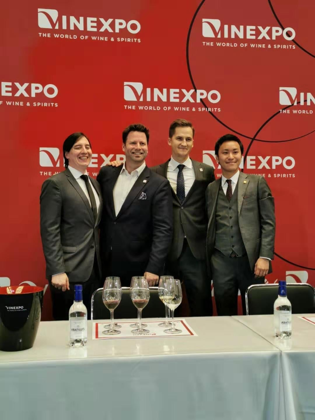 Vinexpo Shanghai Draws World-Class Professionals