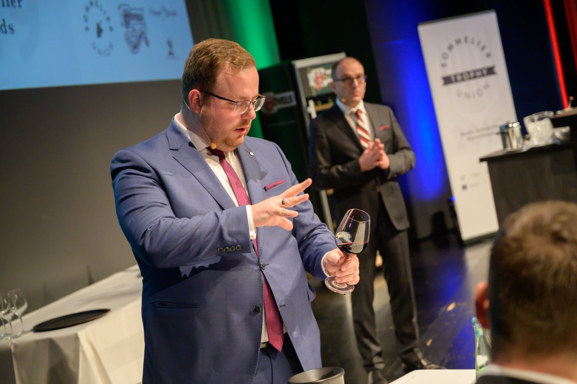 "Maximilian Wilm Succeeds Almert as ""Best Sommelier in Germany"""