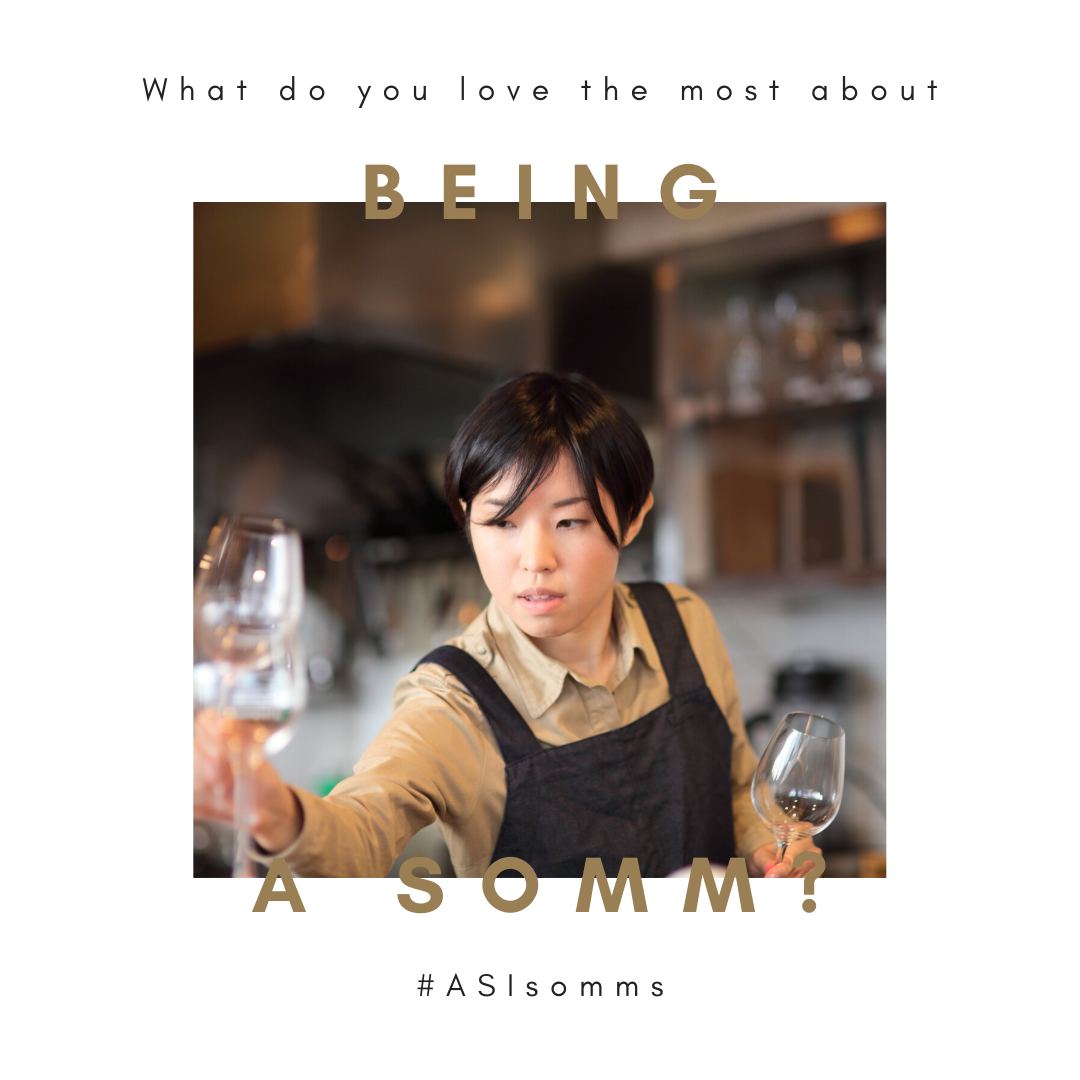 Being a Somm